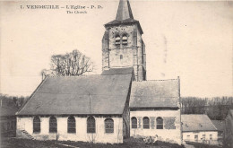 ¤¤  -    1   -   VENDHUILE    -   L'Eglise   -  ¤¤ - France