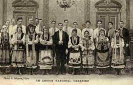 Dépt 21 - DIJON - Le Choeur National Ukrainien - (UKRAINE) - Très Gros Plan - Dijon