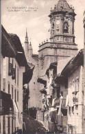 Cpa Fuenterrabia, Calle Mayor - Espagne
