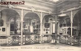 AUTOGRAPHE DEDICACE ALBERTINE DUHAMEL CHEF DES GUIDES DE FRANCE SCOUTISME CELEBRITE SCOUT ECLAIREURS 1922 - Scoutisme