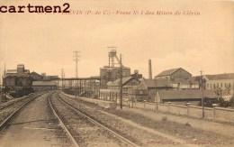 LIEVIN FOSSE N°1 DES MINES 62 - Lievin