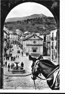 CAMPANIA-SALERNO- ROCCADASPIDE VEDUTA  CORSO XX( VENTI) SETTEMBRE - Italia