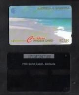 ANTIGUA & BERBUDA  PHONECARD - Antigua And Barbuda
