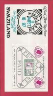 SWAZILAND, 1979, Mint FDC ,Sir Rowland Hill,   Block Nr(s)325,  F 3476 - Swaziland (1968-...)