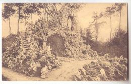 E3743 - FOURON - LE - COMTE  -  Pensionnat Des Religieuses Ursulines - Grotte De Notre Dame De Lourdes - Voeren