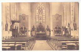 E3738 - FOURON - LE - COMTE  -  Pensionnat Des Religieuses Ursulines - Chapelle - Voeren