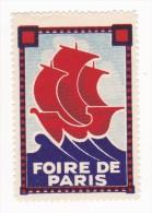 Vignette Foire De Paris - Fantasy Labels