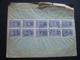 Austria 1922 75 Kronen (7.5 X10) Cover Wien Vienna To Richmond, Virginia, USA - 1918-1945 1st Republic