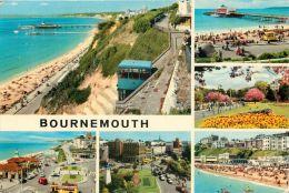 Bournemouth, Dorset Postcard Used Posted To UK 1977 Stamp John Hinde - Bournemouth (depuis 1972)