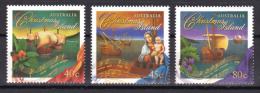 Christmas Island 1997 ( Christmas - Sailing Ships ) - Complete Set - MNH (**) - Christmas Island