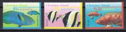 Christmas Island 1997 ( Fish ) - Complete Set - MNH (**) - Christmas Island
