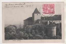 TCHEQUIE PRAHA BONNE ANNEE 1913 - JELENT PRIKOP - VOIR LES SCANNERS - Tschechische Republik