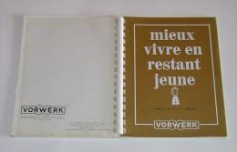 MIEUX VIVRE EN RESTANT JEUNE - VORWERK - Health