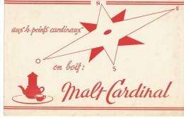 BUVARD: Malt Cardinal