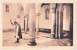 A La Mosquée. L'Heure De La Prière. 5 - Algérie