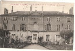 12 - VILLEFRANCHE DE ROUERGUE - L'Hotel Dieu écrite - France