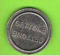 004 #  Spielmarke - Jeton - GETTONE - Profesionales/De Sociedad