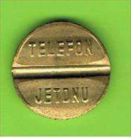007 #  Spielmarke - Jeton - PTT Jetonu Telefon - Profesionales/De Sociedad