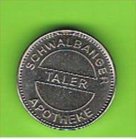 012 #  Spielmarke - Jeton - OSTEND TALER - Profesionales/De Sociedad