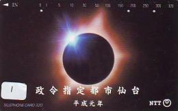 Éclipse Soleil - Solar Eclipse - Éclipse Lunaire - Lunar Eclipse (1) - Astronomie