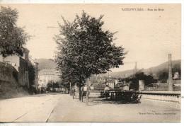 54. Longwy Bas. Rue De Metz - Longwy