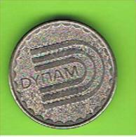 055  #  Spielmarke - Jeton - DINAM - Profesionales/De Sociedad