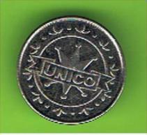 057  #  Spielmarke - Jeton - UNICO - Profesionales/De Sociedad