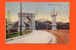 ANDERSON Bridge, SINGAPORE (pli Coins Droits) - Singapour