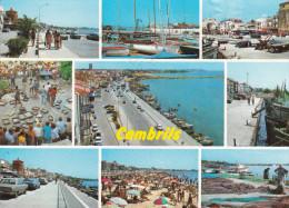 España--Tarragona--1988--Cambrils --Diversos Aspectos De La Ciudad----Fechador-Cambrils-a, Biarritz, Francia - Tarragona
