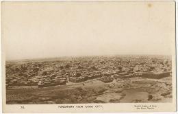70 Panorama View Kano City Edit Barlatt Hugues Real Photo - Nigeria
