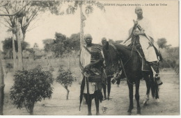 Demshi Nigeria Orientale Le Chef De Tribu A Cheval - Nigeria