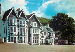 Inversnaid Hotel, Loch Lomond, Scotland Postcard - Stirlingshire
