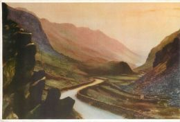 Llanberis Pass, Wales Postcard Judges - Caernarvonshire