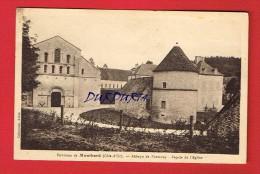 Côte D´Or - Environs De MONTBARD - Abbaye De FONTENAY - Façade Et L'Église - Frankreich
