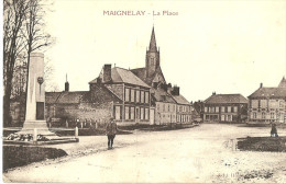 Maignelay La Place - Maignelay Montigny