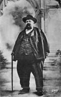 PETIT JOSEPH PROFESSEUR DE DANSE 1ER PRIX CONCOURS INTERNATIONAL DE GROOSEUR  1907  POIDS 204 KILOS - Artistes