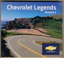 Chevrolet Legends Volume 2 - Hit-Compilations