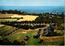 74----AMPHION-LES-BAINS---camping De L'E D F----voir 2 Scans - Autres Communes