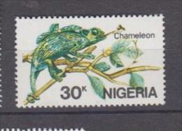 Nigéria YV 479 N 1984 Caméléon - Autres