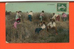 Agriculture - La Moisson - La Vie Aux Champs (coins) - Cultures