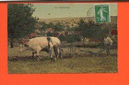 Agriculture - Le Laboureur   - La Vie Aux Champs - Cultures