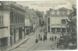 VIERZON Nouvelles Galeries Et Rue Brunet - Vierzon