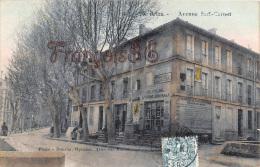 (13) Arles - Avenue Sadi Carnot - Epicerie Poujol - COLORISEE - Photo DOuzon - TBE Très Bon état - Arles