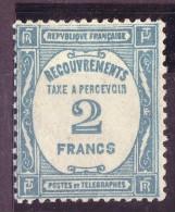 N°61*,charniére Trés Propre,VOIR LES SCANS. - Taxes