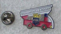 SAPEURS POMPIERS DE BEAUMONT LE ROGER              OOO     009 - Bomberos