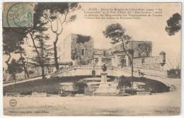30 - ALAIS (Alès) - Statue Du Marquis De Lafare-Alais - Peschaud 37 - 1906 - Alès