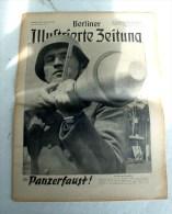 Berliner Illustriete Zeitung, Nr. 26, 29.6.1944, Die Panzerfaust, Die Pak Des Grenadiers - 1939-45
