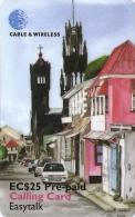 *ST. VINCENT & THE GRENADINES* - Scheda Usata - St. Vincent & The Grenadines
