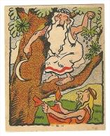 Image N° 5 à Coller Pour Album BANANIA - Années 50 - TBE - Chocolat