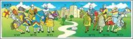 Kinder - Séries Complètes K97 Et K98 Avec Bpz - Familles